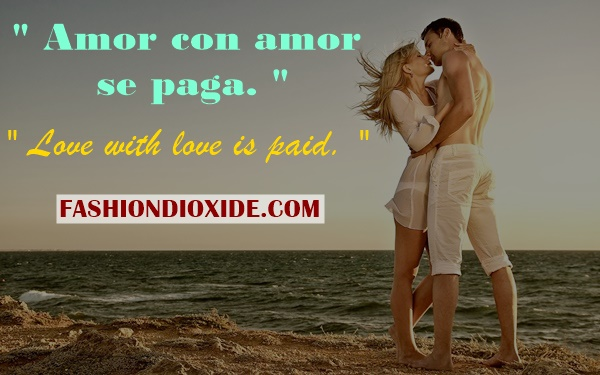 Spanish Quotes About Love Enchanting 48 Mood Changing Spanish Love Quotes With English Translation