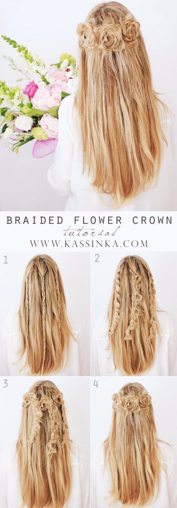 43 Bohemian Hairstyle Tutorials to Set Yourself Free ...