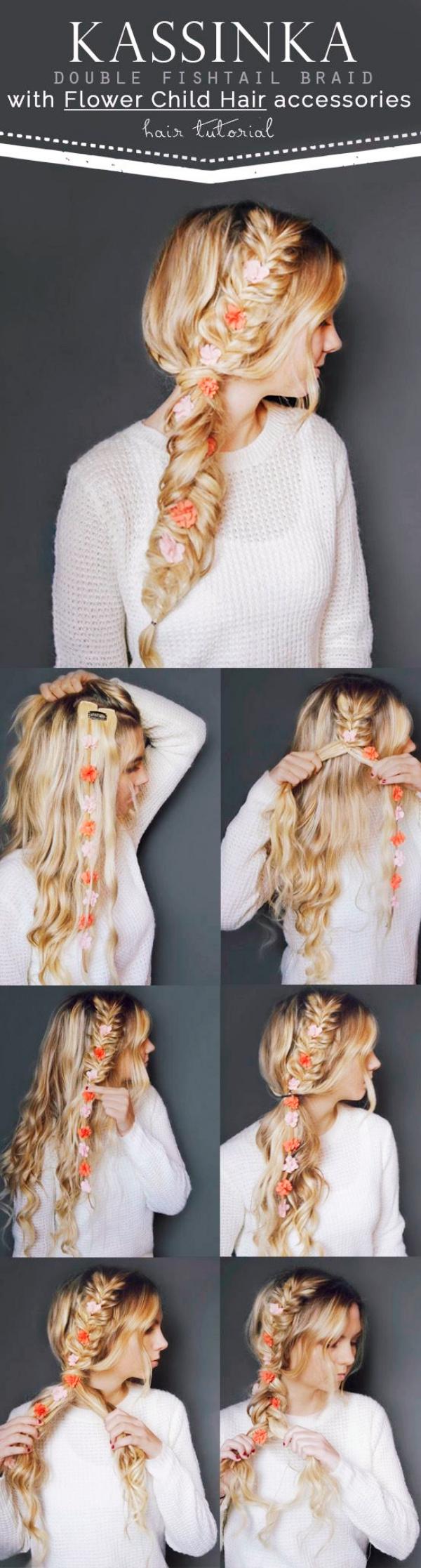 Bohemian-Hairstyle-Tutorials