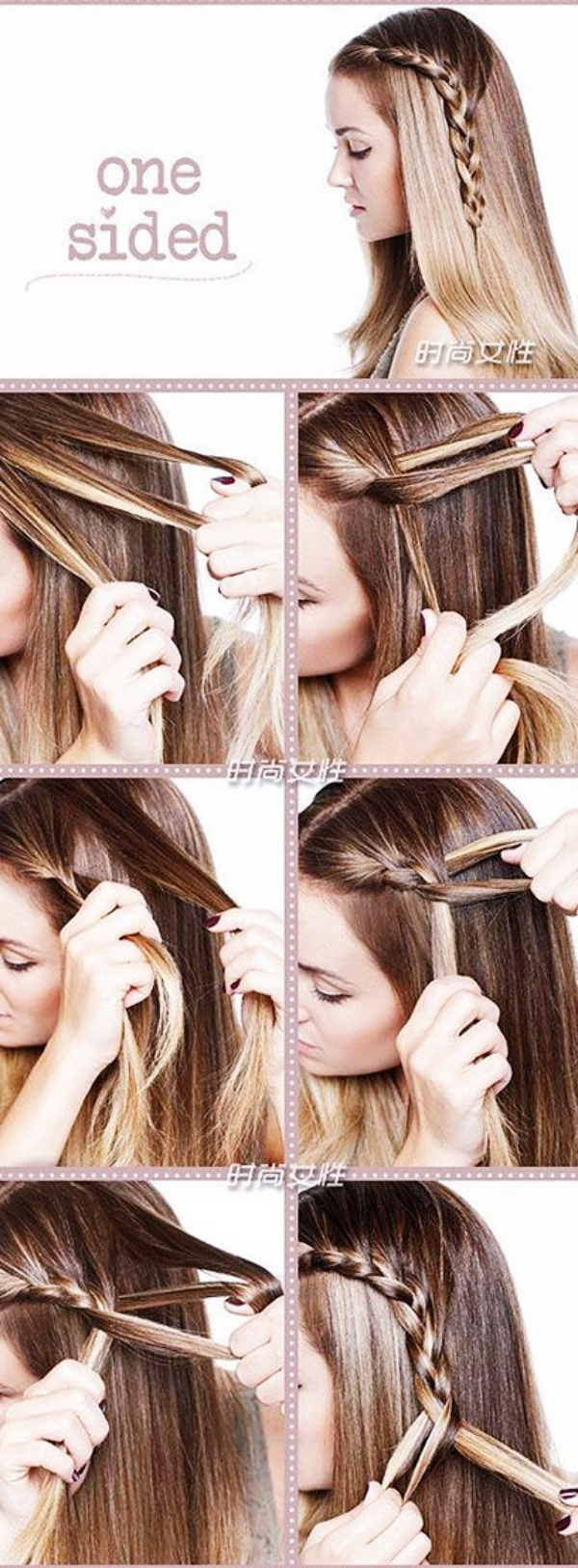 Bohemian-Hairstyle-Tutorials