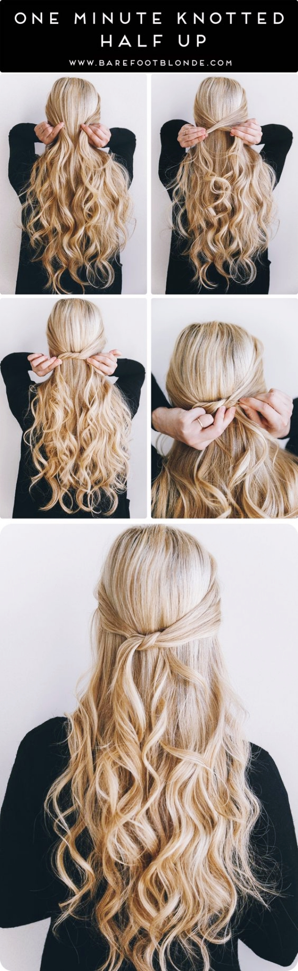 Greek-Goddess-Half-up-Half-Down-Hairstyles
