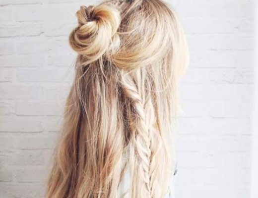 Greek-Goddess-Half-up-Half-Down-Hairstyles