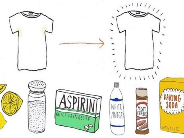 How-to-Get-Rid-of-Sweat-Stains-on-White-Shirts