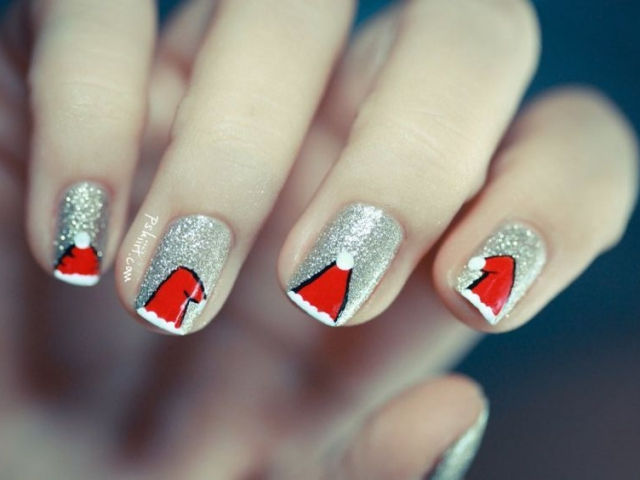 DIY-Christmas-Nail-Art-Designs-Tutorials