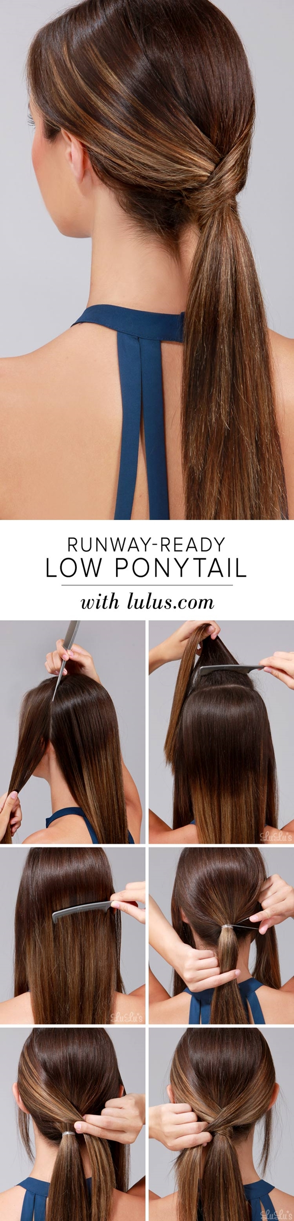 40 Quick and Easy Back to School Hairstyle for Long Hair - Fashiondioxide