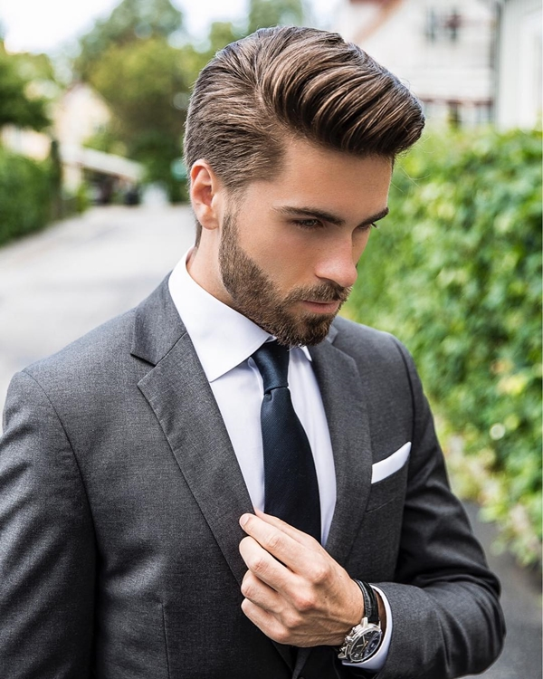 style mens hair 45 and beard styles fashiondioxide 3939