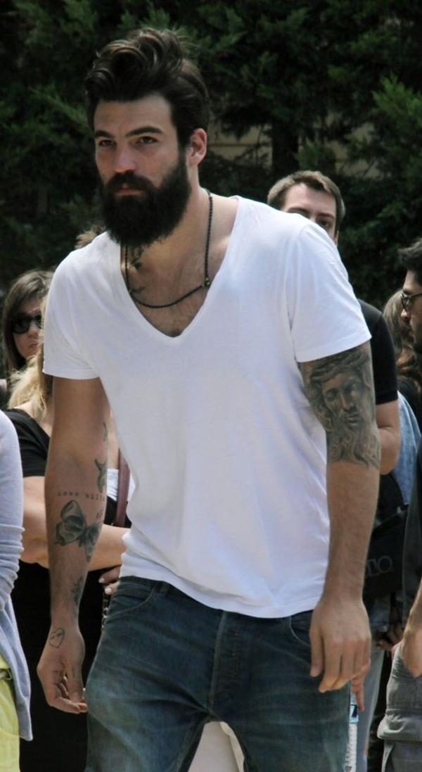 long-full-beard-styles