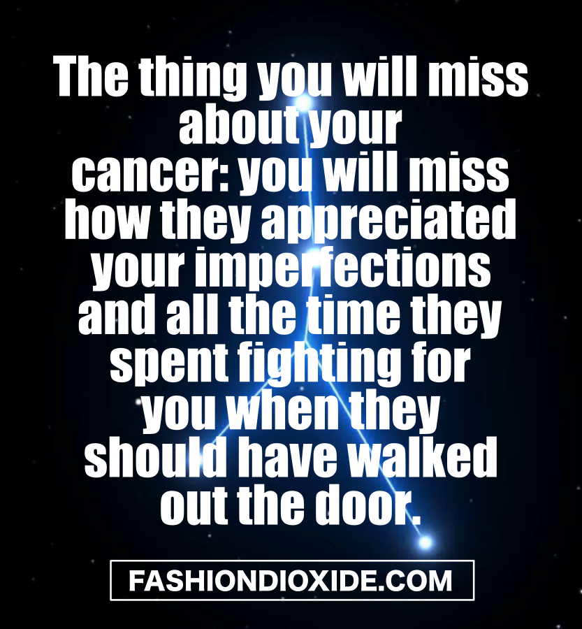 Cancer Zodiac Quotes 40 Cancer Zodiac Sign Quotes & Sayings  Fashiondioxide