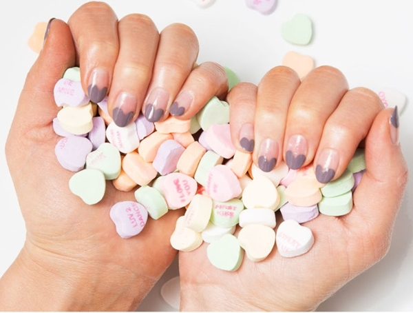 cute-valentine's-day-nails-designs