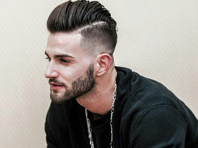 45 Cool Short Hairstyles and Haircuts for Men - Fashiondioxide