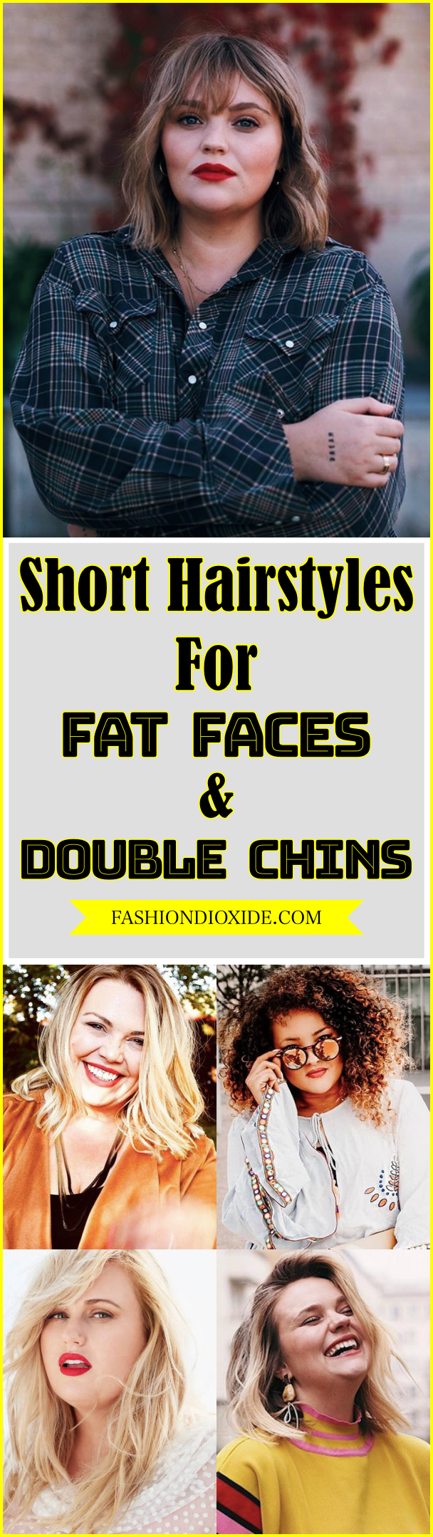 Short-Hairstyles-for-Fat-Faces-Double-Chins