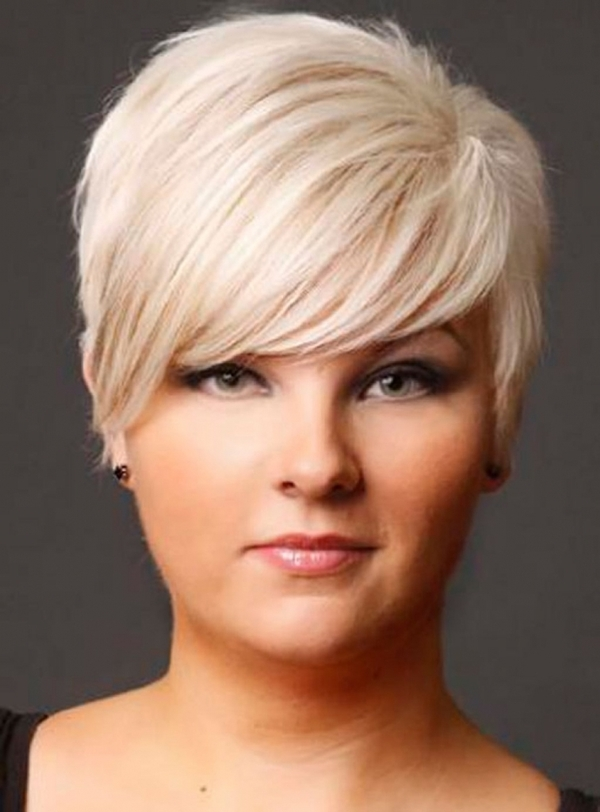 75 Short Hairstyles For Fat Faces Double Chins Page 2 Of 5