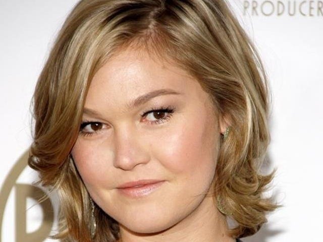 60 Short Hairstyles For Fat Faces Double Chins