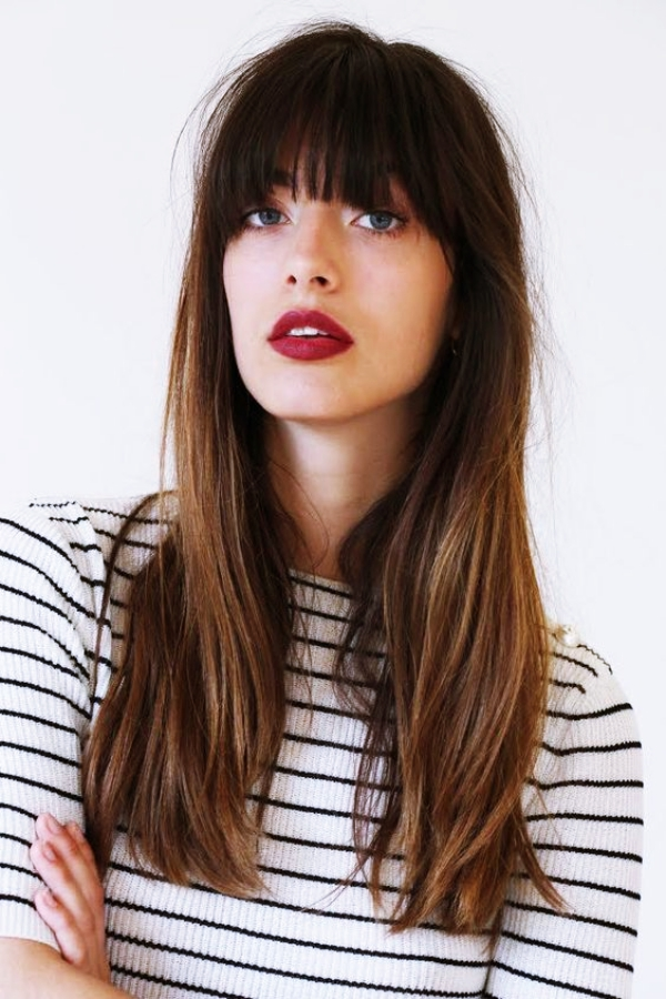 10 Best Haircuts For Long Faces Fashiondioxide