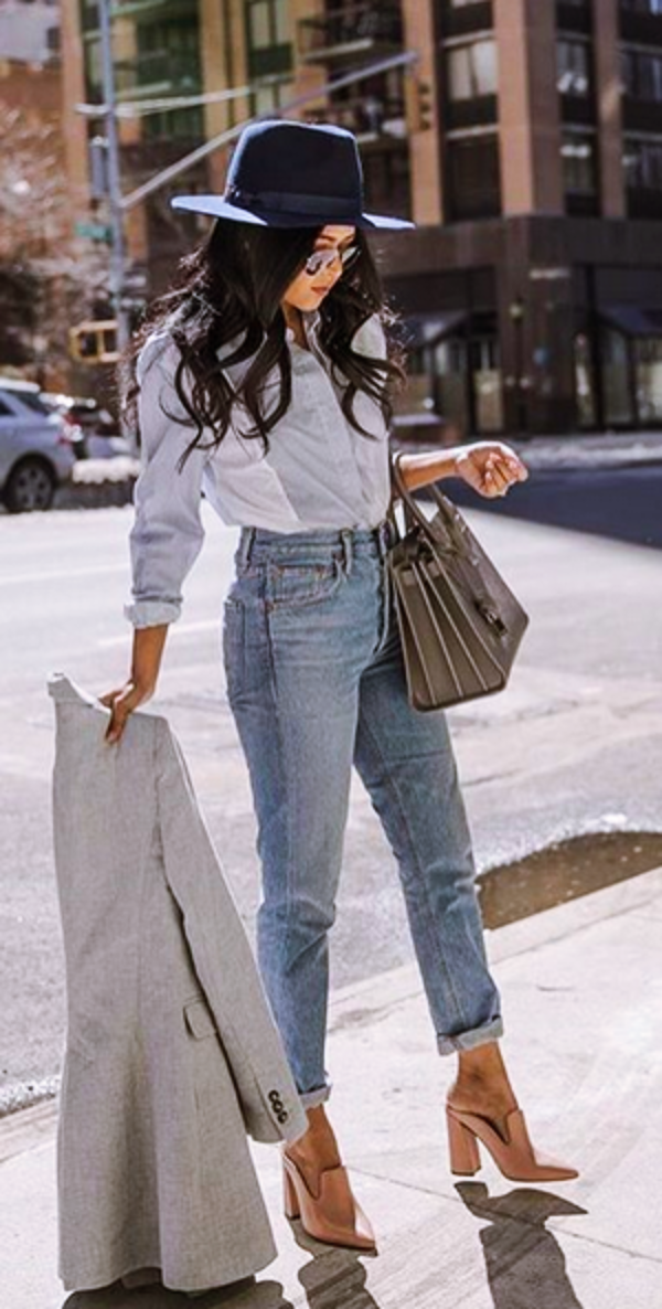 40 Casual Work Outfits for Summer to Try this Year - Fashiondioxide