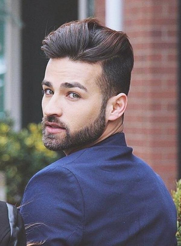 40 Genuine Beard Styles for Round Face Men - Fashiondioxide