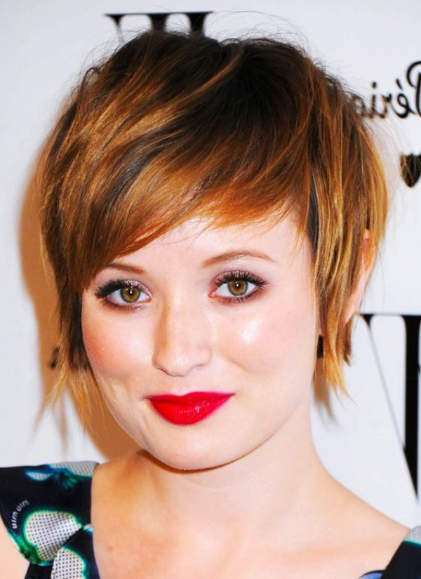 Best-Short-Hairstyles-for-Round-Chubby-Faces
