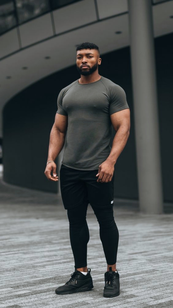 45 Gym Outfit Ideas For Men 2018