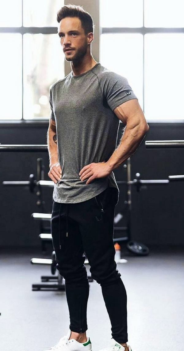 Gym-Outfit-Ideas-For-Men-2018