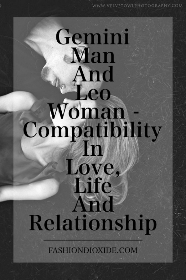 Gemini Man And Leo Woman - Compatibility In Love, Life And Relationship