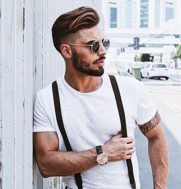 Cool-Beard-Trim-Styles-for-Men-Short-Beard-Styles