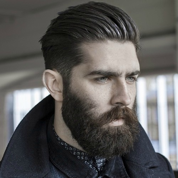 45 Beard Styles for Men with Short Hair , Fashiondioxide