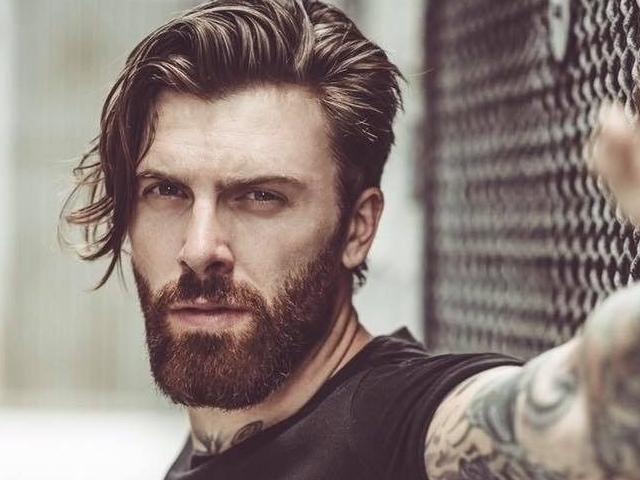 Terrific 45 Beard Styles For Oval Face Mens Facial Hair Styles For Oval Natural Hairstyles Runnerswayorg