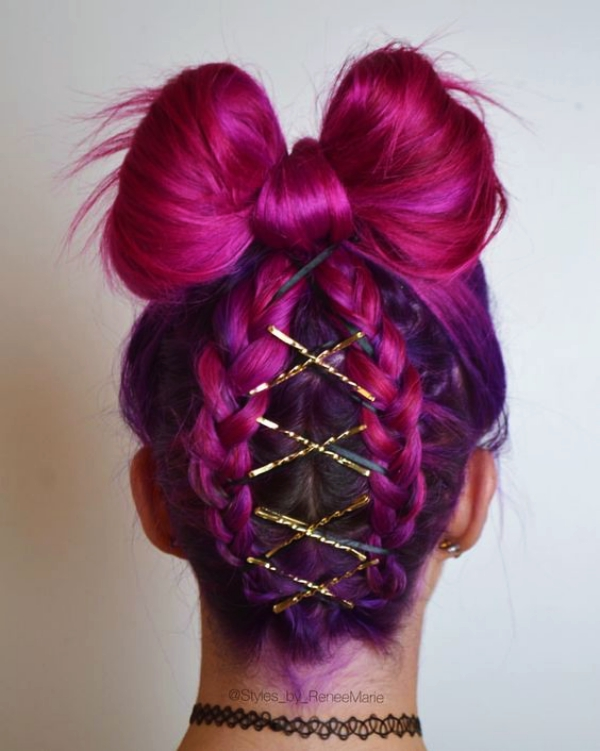 Bobby-Pin-Hairstyles-that-can-be-done-in-3-Minutes
