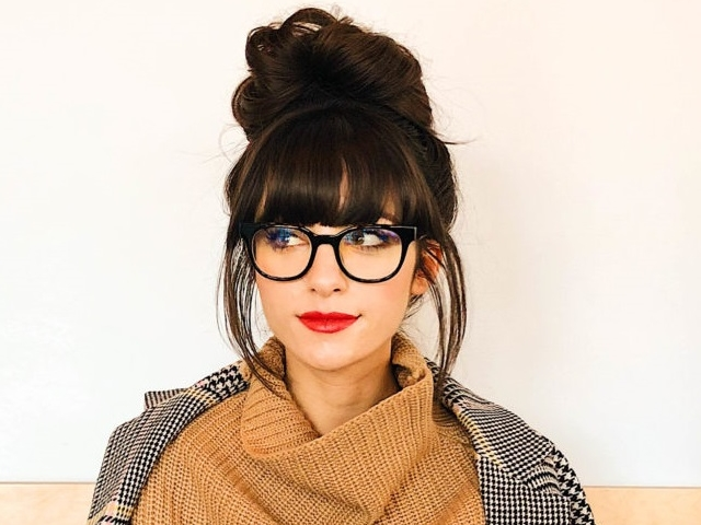 40 Medium Hairstyles And Haircuts For Round Faces 2018 Fashiondioxide