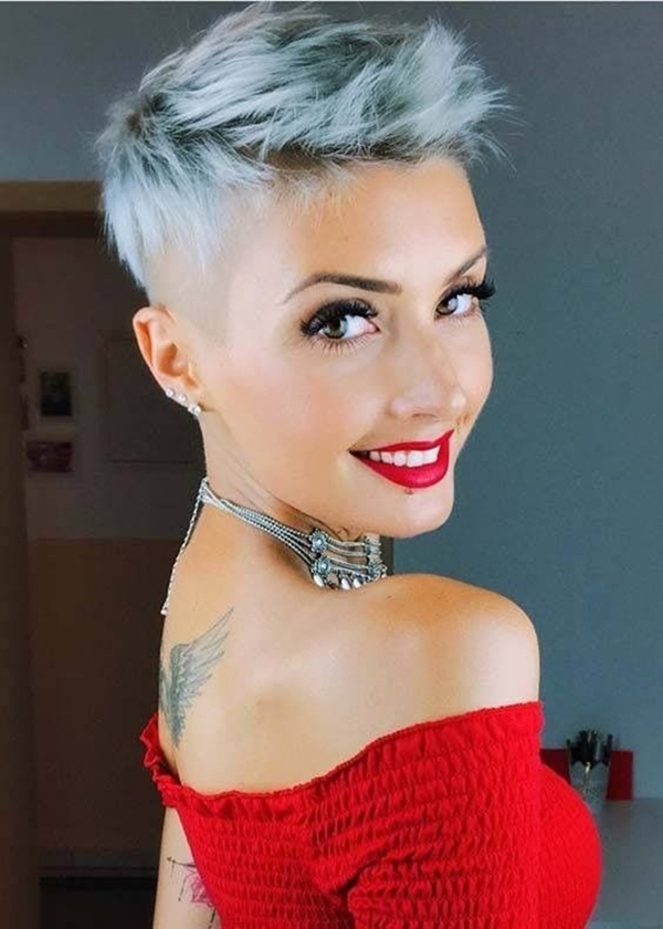 40 Short Shaved Hairstyles for Bald Woman - Just for the ...