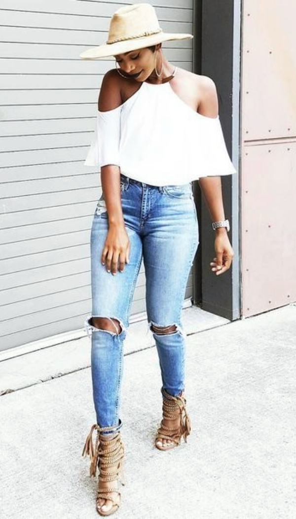 Best-Summer-Outfit-Ideas-For-Black-Women