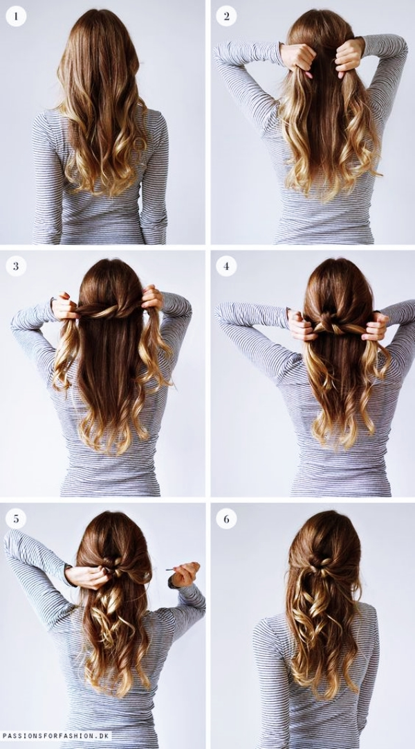 Quick-and-Easy-Updo-Tutorials-for-Medium-Hair