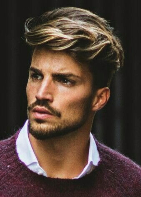 27 Hair Color For Men With Brown Skin Tone Fashiondioxide