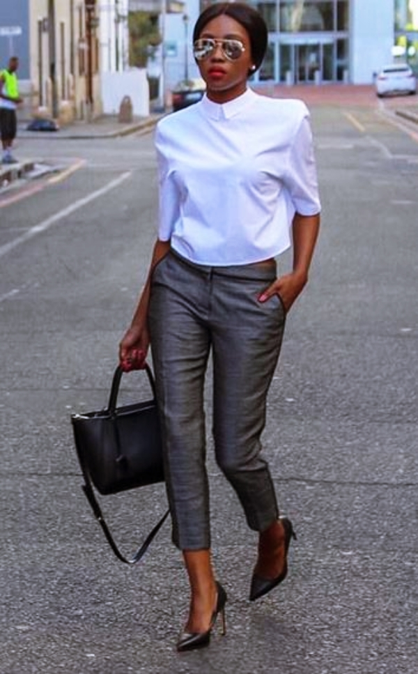 Formal-Summer-Outfit-Ideas-For-Black-Women