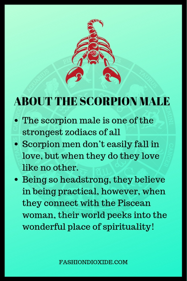 Scorpio Male and Pisces Female | Connection, Love