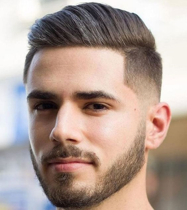 45 smart short hairstyles and haircuts for men 2020
