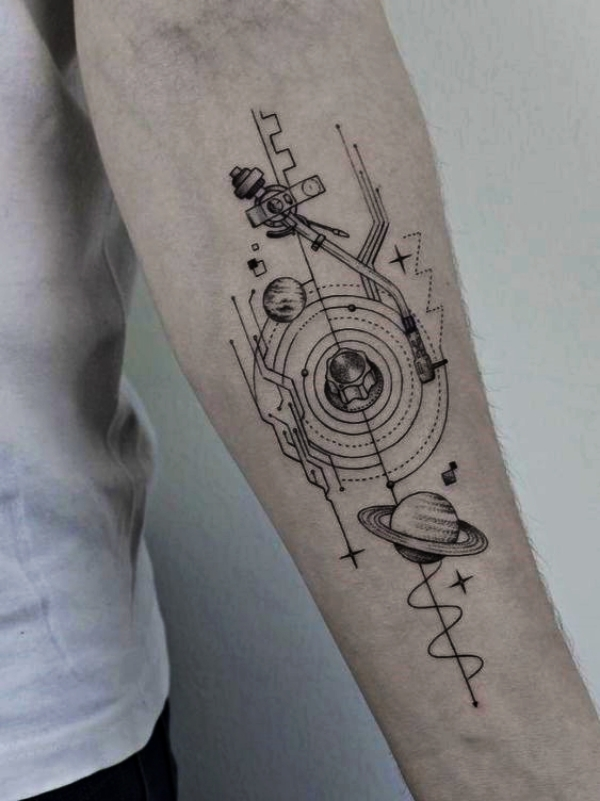 Unique-and-Strong-Arm-Tattoos-For-Men