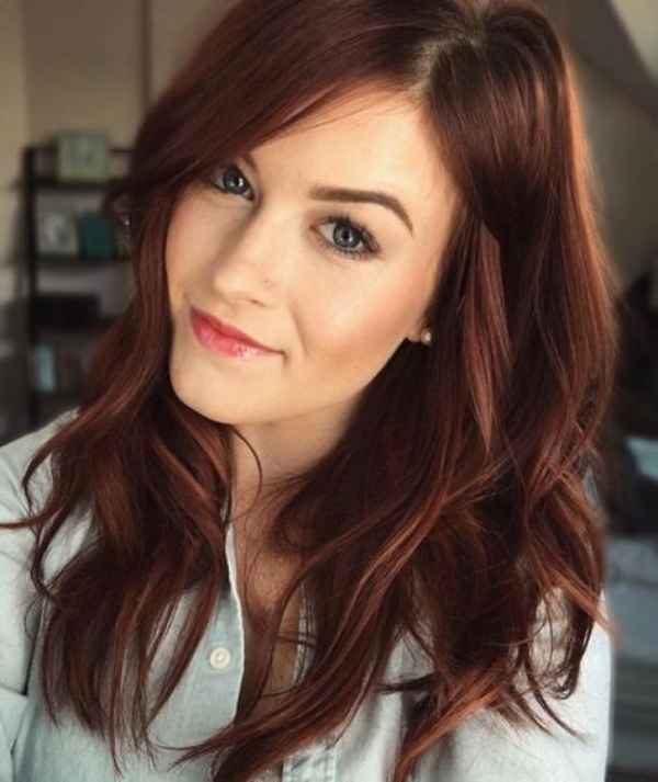 Best Hair Color Ideas for Pale Skin
