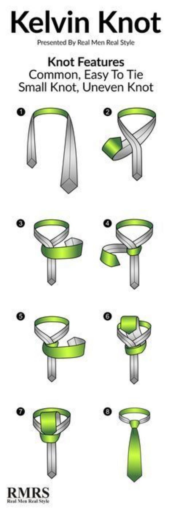 Easy Ways to Tie a Classy Necktie
