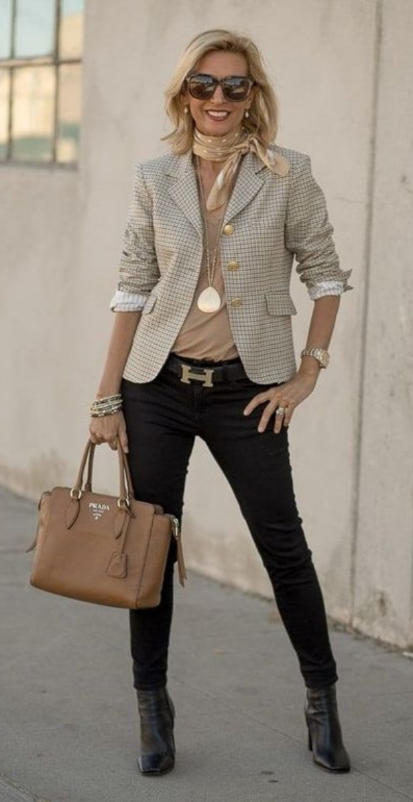 Professional Fall Outfits Ideas for Working Women to Try Right Now