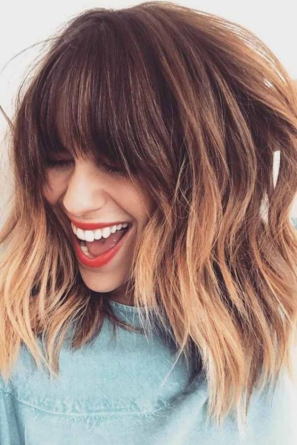 Best Layered Haircuts For Medium Length Hair