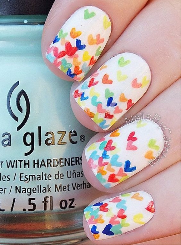 Cute-and-Easy-Valentines-Day-Nail-Art-Designs-and-Ideas