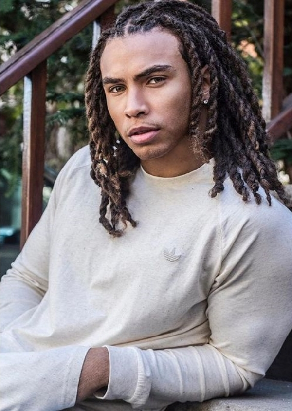 Fashionably Correct Long Hairstyles for Black Men