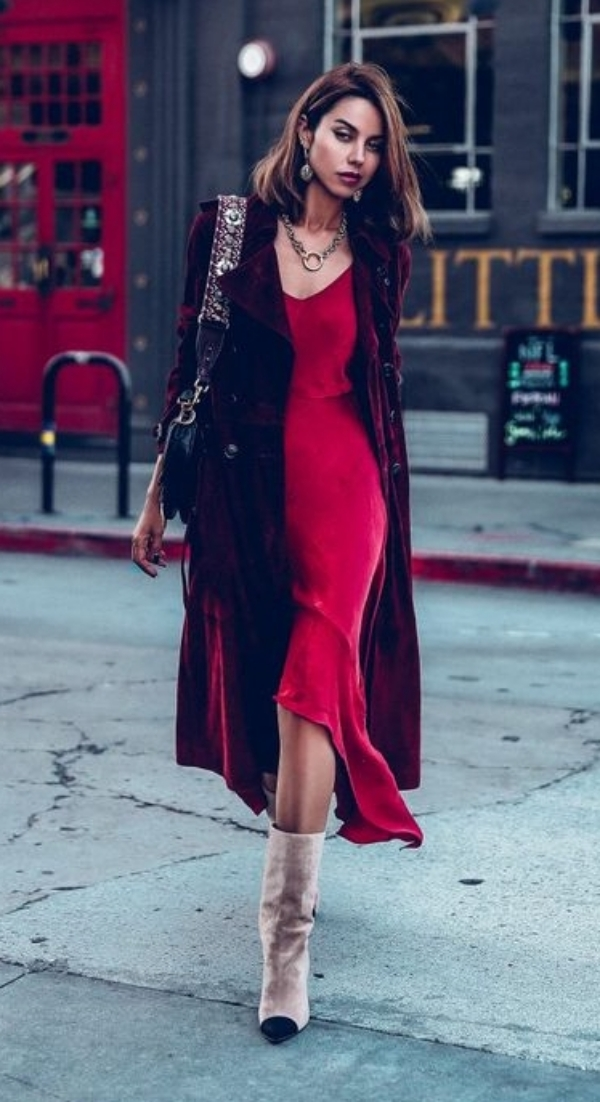 Flirty and Sexy Outfits for Valentine's Day