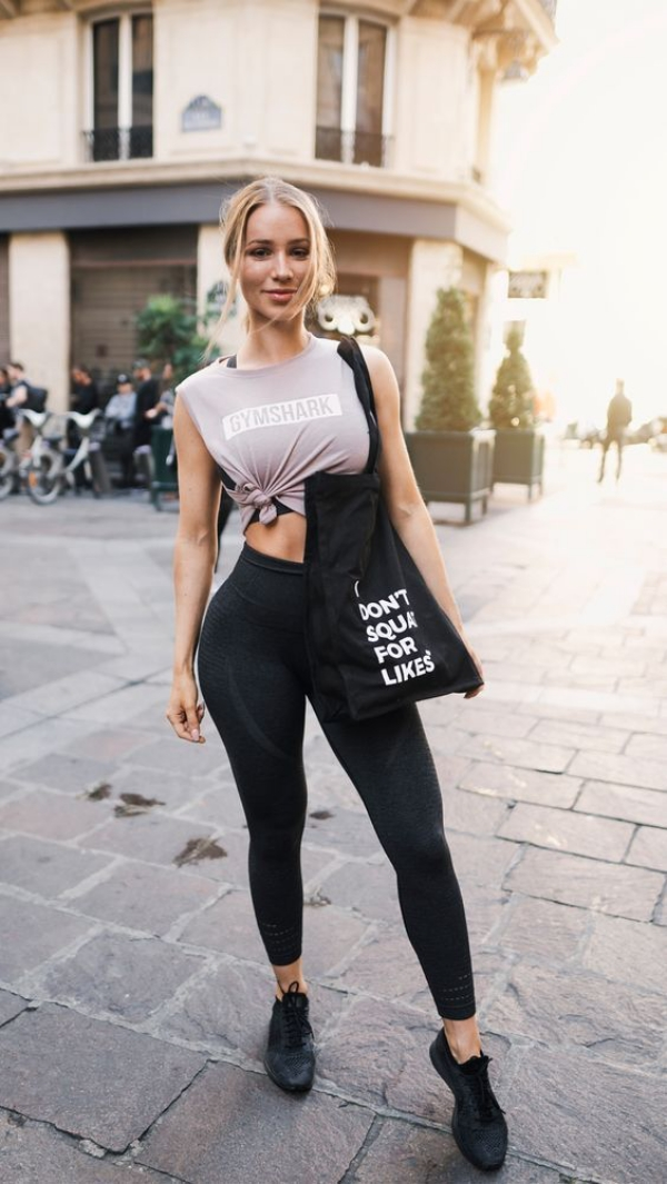 The Most Stylish Athleisure Trends